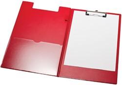 5 Star klemplaat dubbel voor ft A4, rood