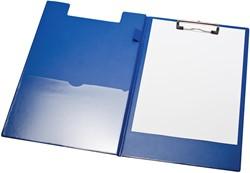 5 Star klemplaat dubbel voor ft A4, blauw