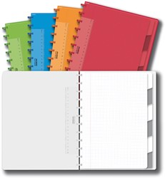 Adoc schrift Colorlines ft A4, commercieel geruit