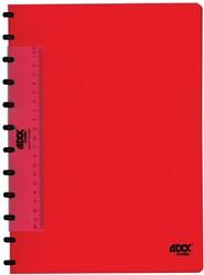 Adoc schrift Classic ft 21,4 x 29,8 cm, commercieel geruit