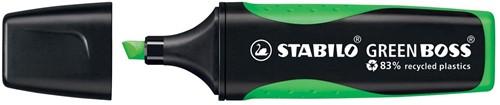 STABILO GREENBOSS markeerstift, groen