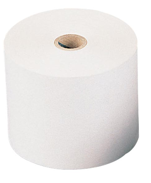 Thermische rekenrol ft 60 mm, diameter +-72 mm, asgat 12 mm, lengte 80 meter