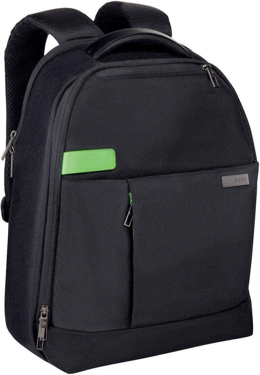 Leitz Rugzak SmartTravel 13,3 inch, zwart