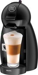 Krups koffiemachine Piccolo, zwart