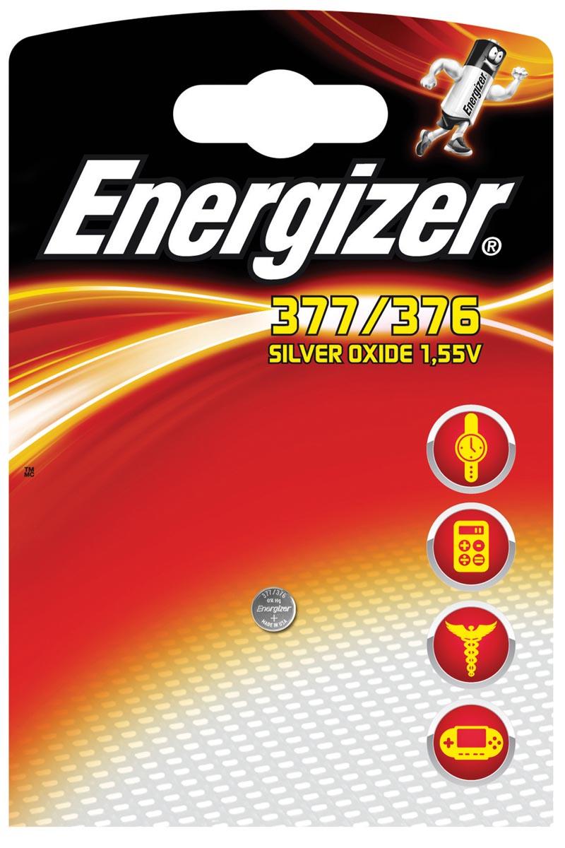Energizer BATT WATCH 377-376 ENERGIZER (610777)