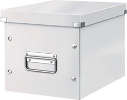 Leitz Click & Store kubus middelgrote opbergdoos, wit
