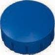 Maul magneet MAULsolid, diameter 15 x 7 mm, blauw, doos met 10 stuks