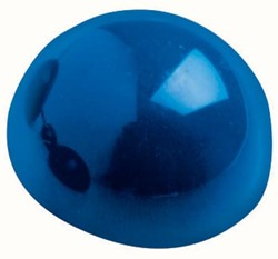 Maul Kogelmagneet, diameter 30 mm, set van 10 stuks, blauw