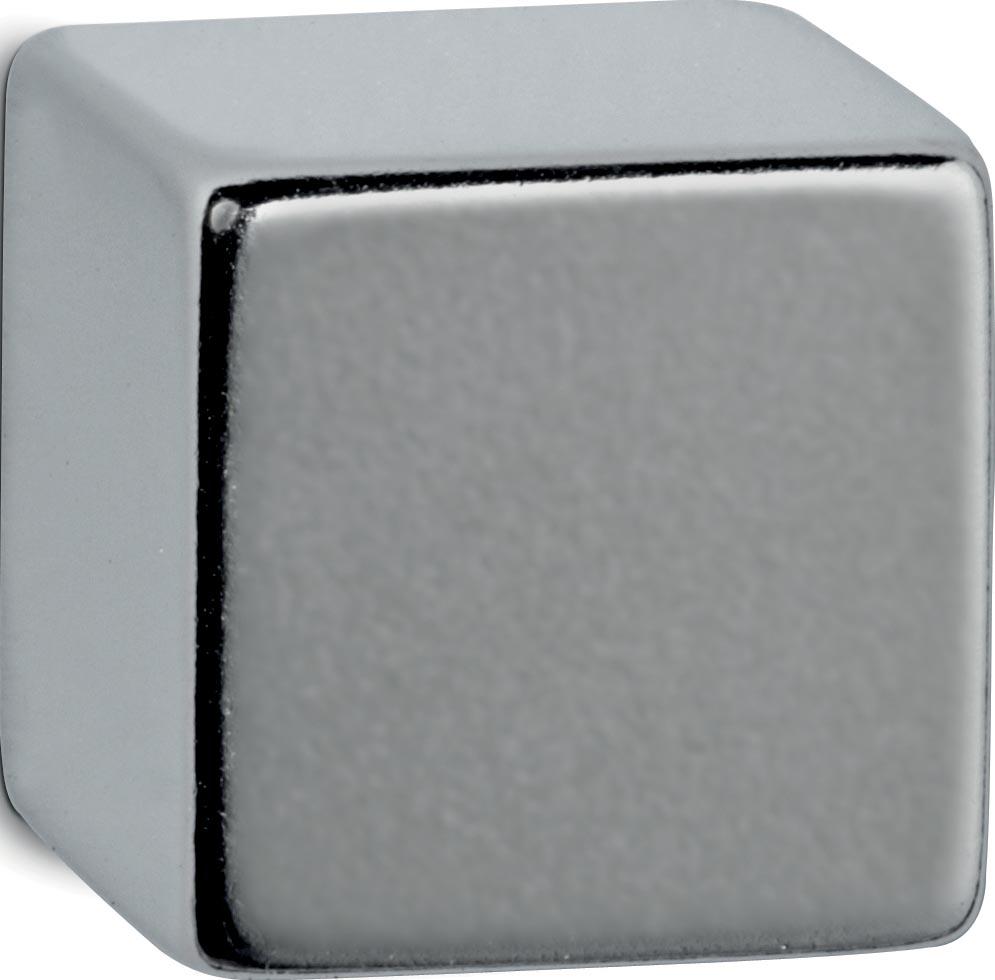Maul neodymium kubusmagneet, ft 20 x 20 x 20 mm, 1 stuk