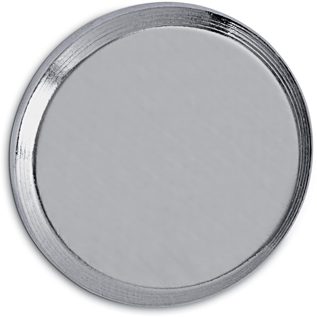 Maul Neodymium krachtmagneet, diameter 22 mm, 8 kg hechtkracht, op blister