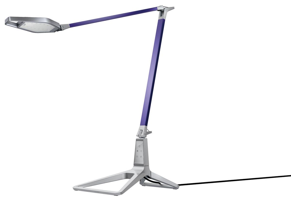 Leitz Style LED bureaulamp blauw