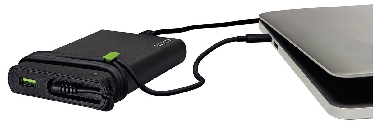 Leitz complete USB-C universele oplader voor laptop en andere aparaten 60 W