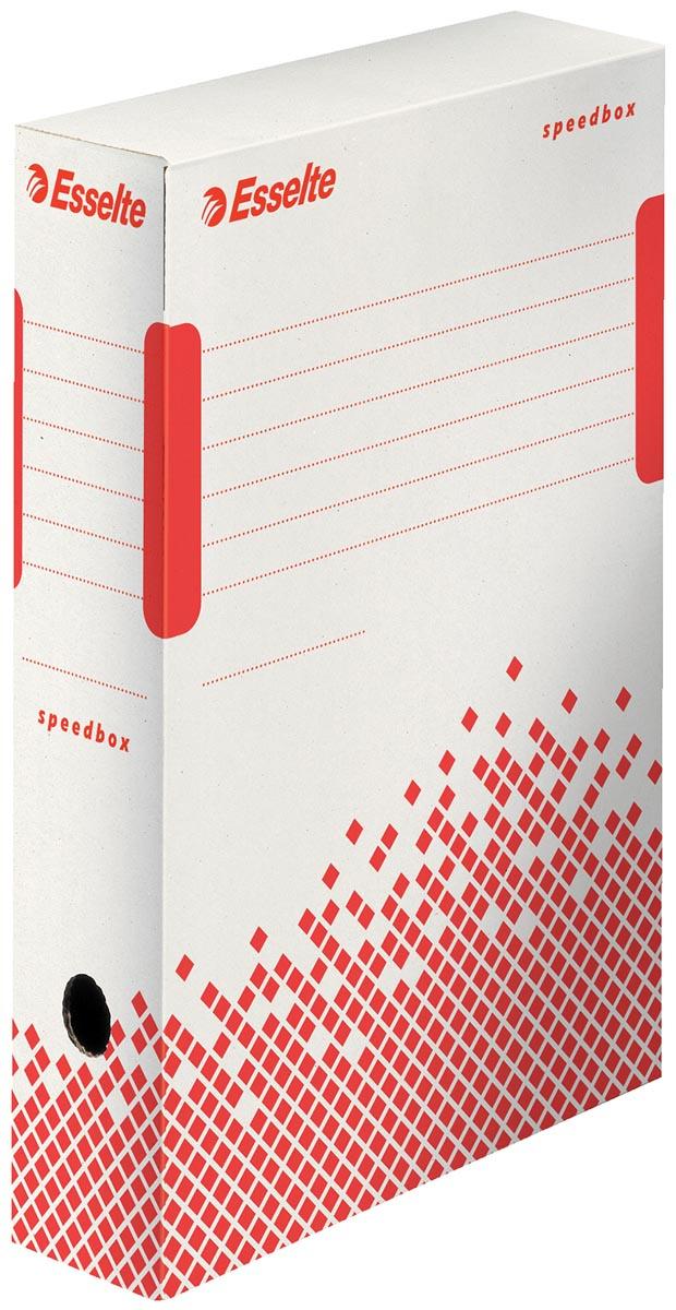 Esselte archiefdoos Speedbox, rug van 8 cm