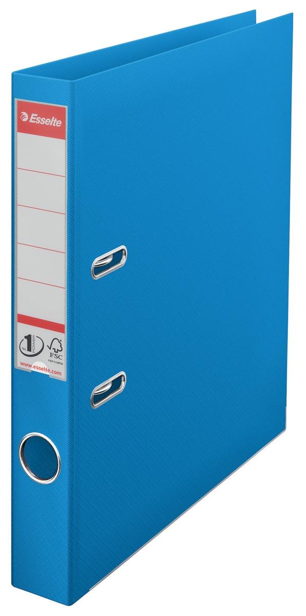 Esselte Ordner Power N° 1 Vivida ft A4, rug van 5 cm, blauw