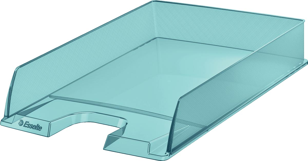 Esselte brievenbakje Colour'Ice, blauw