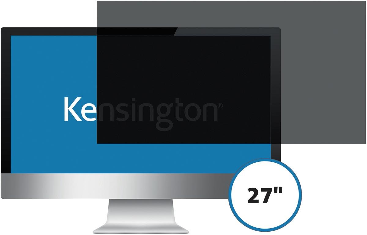 Kensington privacy schermfilter voor iMac 27 inch, 2 weg, zelfklevend