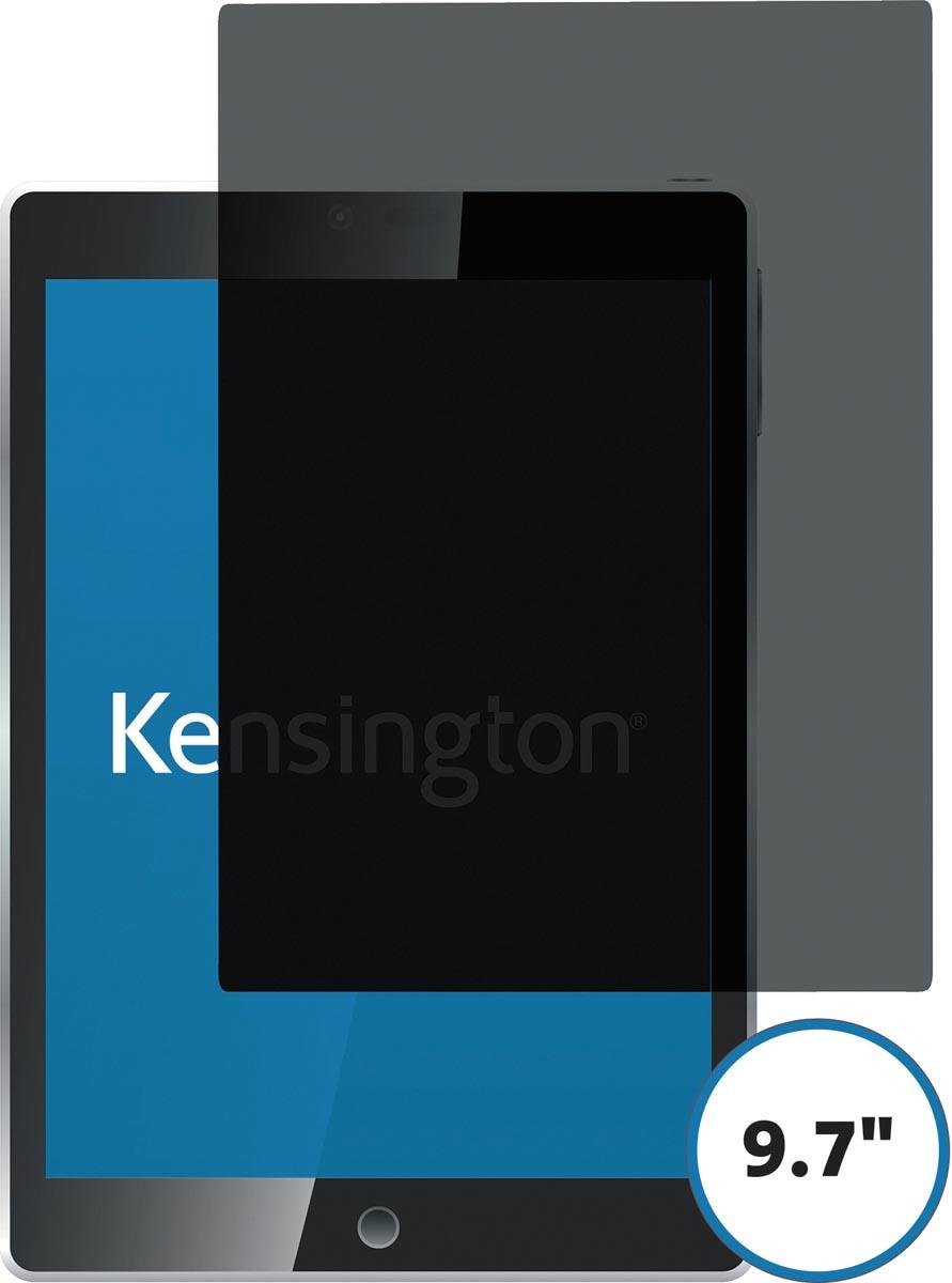 """Kensington privacy schermfilter voor iPad Air / iPad Pro 9.7"""" / iPad 2017, 4 weg, zelfklevend"""