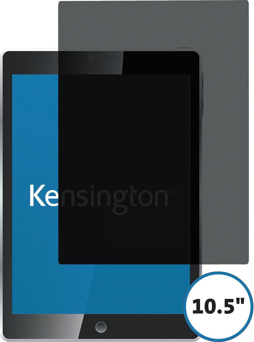"""Kensington privacy schermfilter voor iPad Pro 10.5"""" / iPad 2017, 2 weg, zelfklevend"""