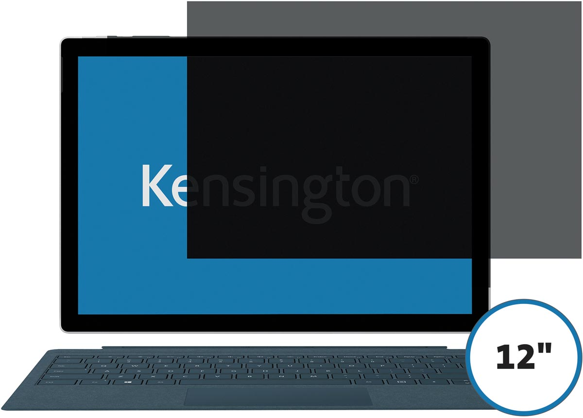 Kensington privacy tablet schermfilter voor Lenovo Thinkpad X1, 4 weg, zelfklevend