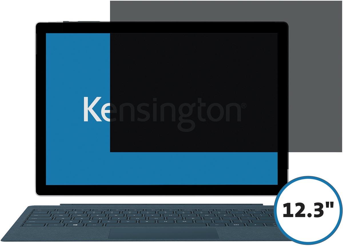 Kensington privacy schermfilter voor Microsoft Surface Pro 2017, 4 weg, zelfklevend