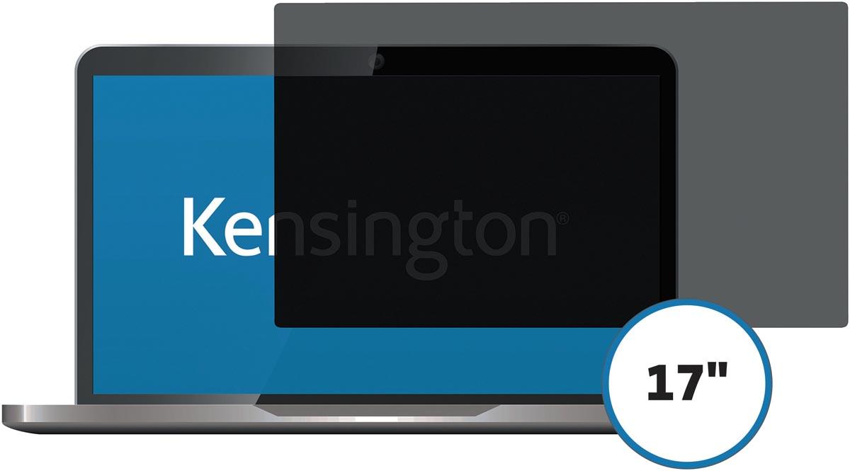 Kensington privacy schermfilter voor laptop 17 inch 5:4, 2 weg , verwijderbaar