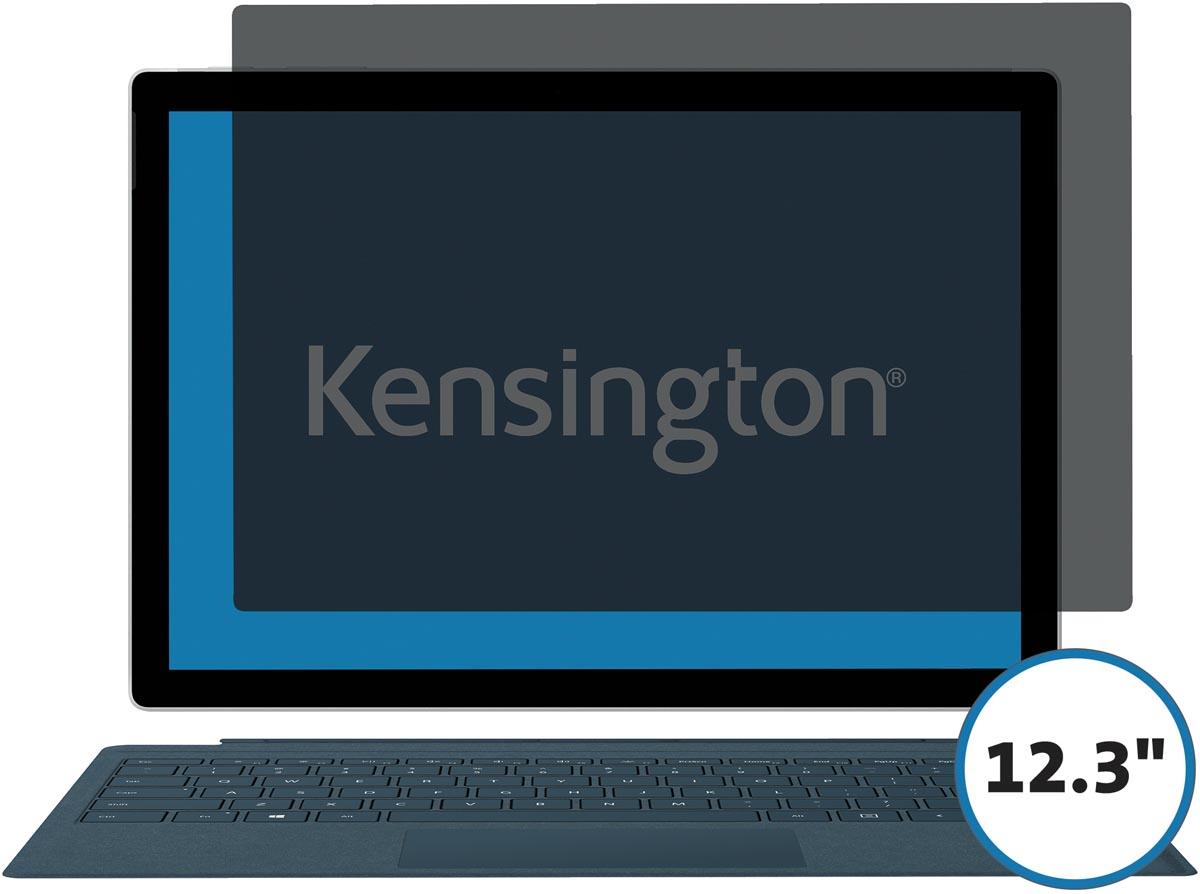 Kensington privacy schermfilter voor HP Elite X2 1012 G2, 2 weg, zelfklevend