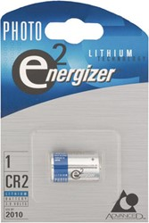 Energizer batterij Photo Lithium CR2, op blister
