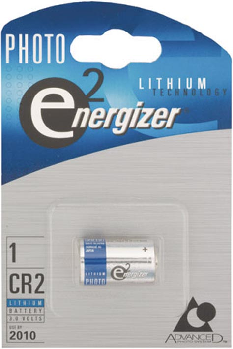 Energizer Encr2p1 Lithium Fotobatterij Cr2, Fsb1 1-blister