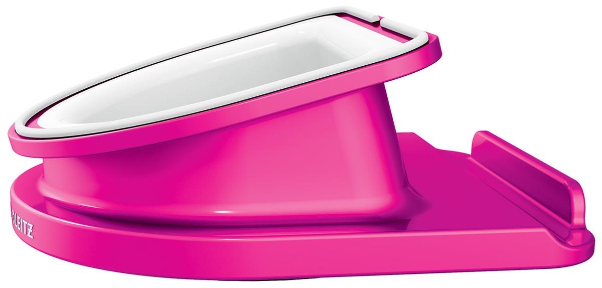 Leitz Complete draaibare tablet standaard, roze