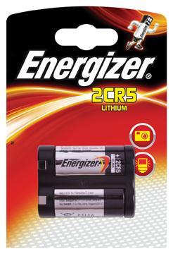 Energizer En2 cr5p1 2 cr5 Lithium Fotobatterij 1-blister