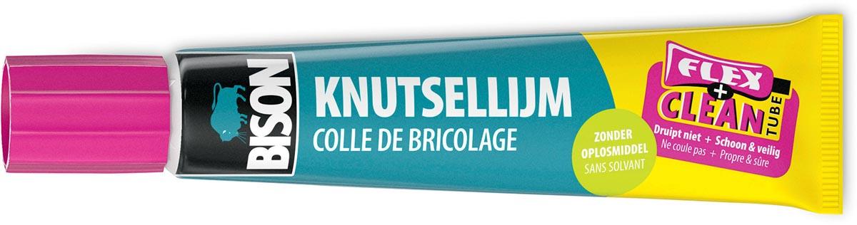 Knutsellijm Bison tube 20gram
