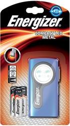 Energizer zaklamp Compact LED, inclusief 2 AA batterijen, op blister