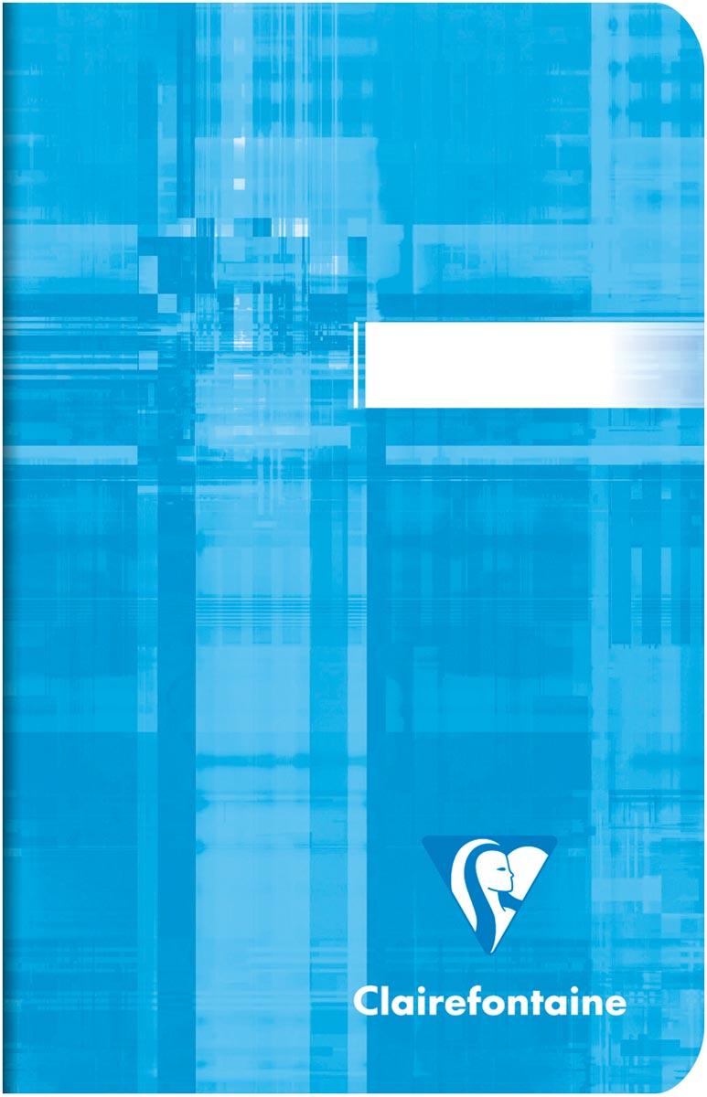 Clairefontaine Metric notitieboekje, ft 9 x 14 cm, 96 bladzijden, gelijnd