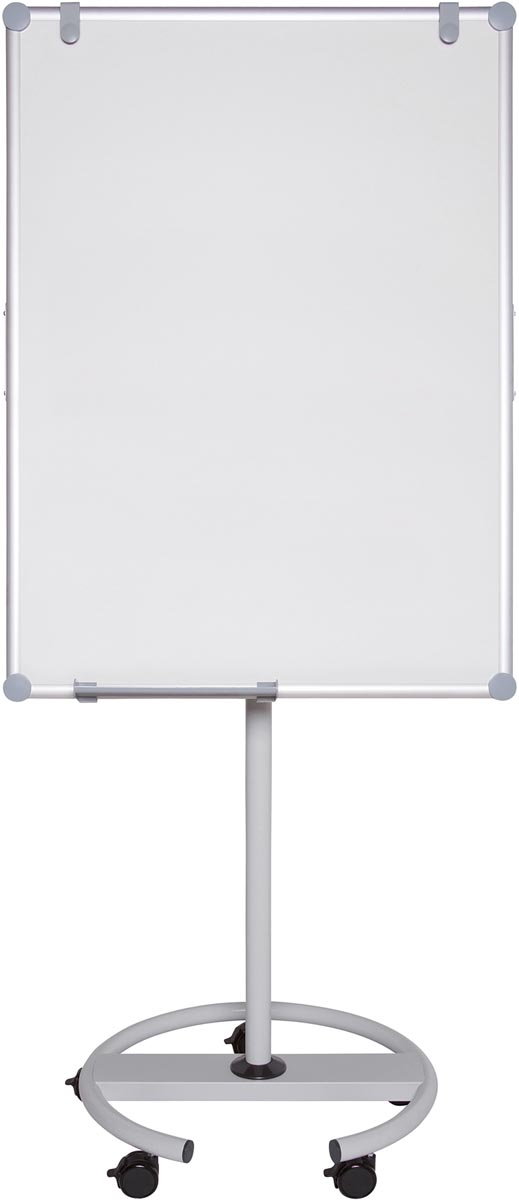 MAULsolid mobiele flipchart, bordoppervlak 73 x 101 cm