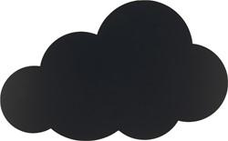 Securit krijtbord Silhouette Cloud, ft 30 x 50 cm