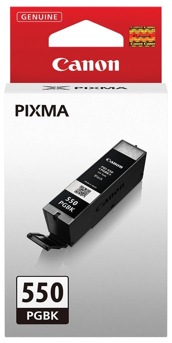 Canon inktcartridge PGI-550PGBK, 300 pagina's, OEM 6496B001, zwart