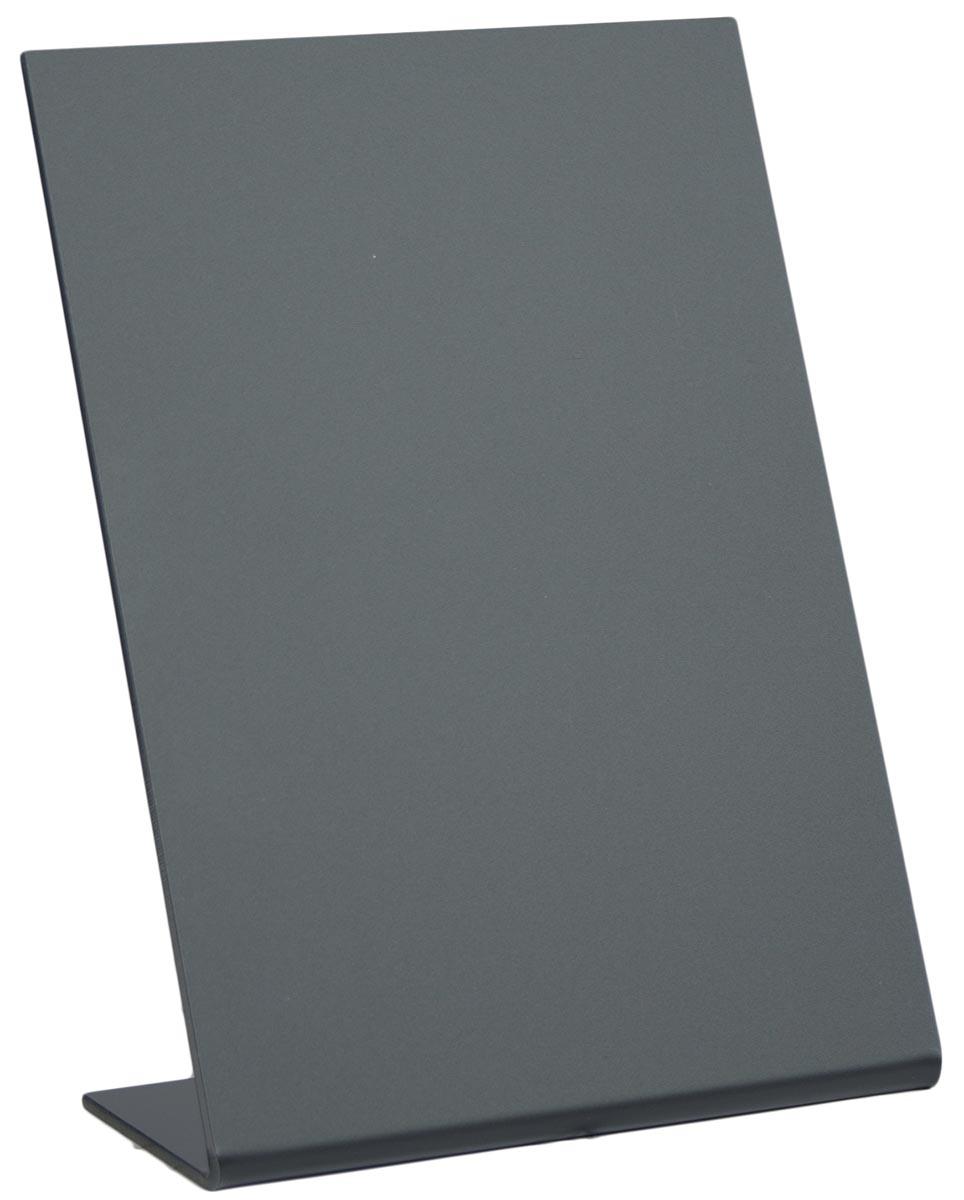 Securit tafelkrijtbord L-vormig ft A6, 3 stuks