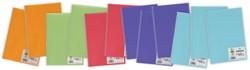 Canson schetsboek 18,5 x 18,5 met 50 vellen van 120 g, geassorteerde kleuren