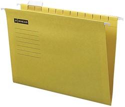 Atlanta hangmappen voor laden Euroflex voor ft A4, geel