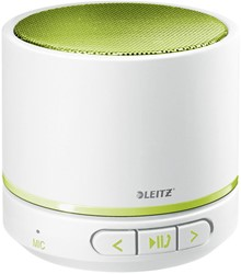 Leitz WOW mini bluetooth luidspreker, wit / groen