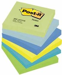 Post-it Notes Droom, ft 76 x 76 mm, pak van 6 blokken