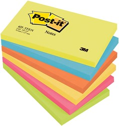 Post-it Notes Vitaliteit, ft 76 x 127 mm, pak van 6 blokken