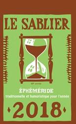 """Dagblokkalender """"Le Sablier"""", 2018"""