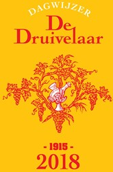 "Dagblokkalender ""De Druivelaar"", 2018"