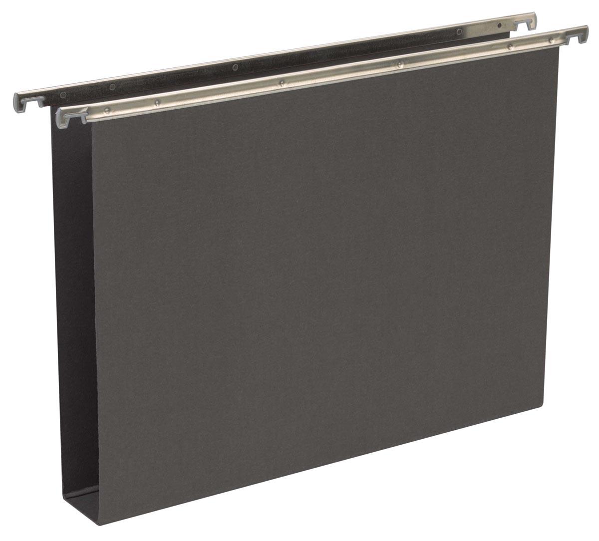 Alzicht by Jalema hangmappen voor laden Hardboard, ft A4, bodem 40 mm