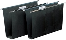 Alzicht by Jalema hangmappen voor laden Hardboard ft A4, bodem 80 mm