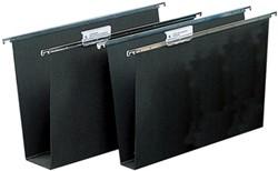 Alzicht by Jalema, hangmappen voor laden Hardboard, ft folio, bodem 80 mm