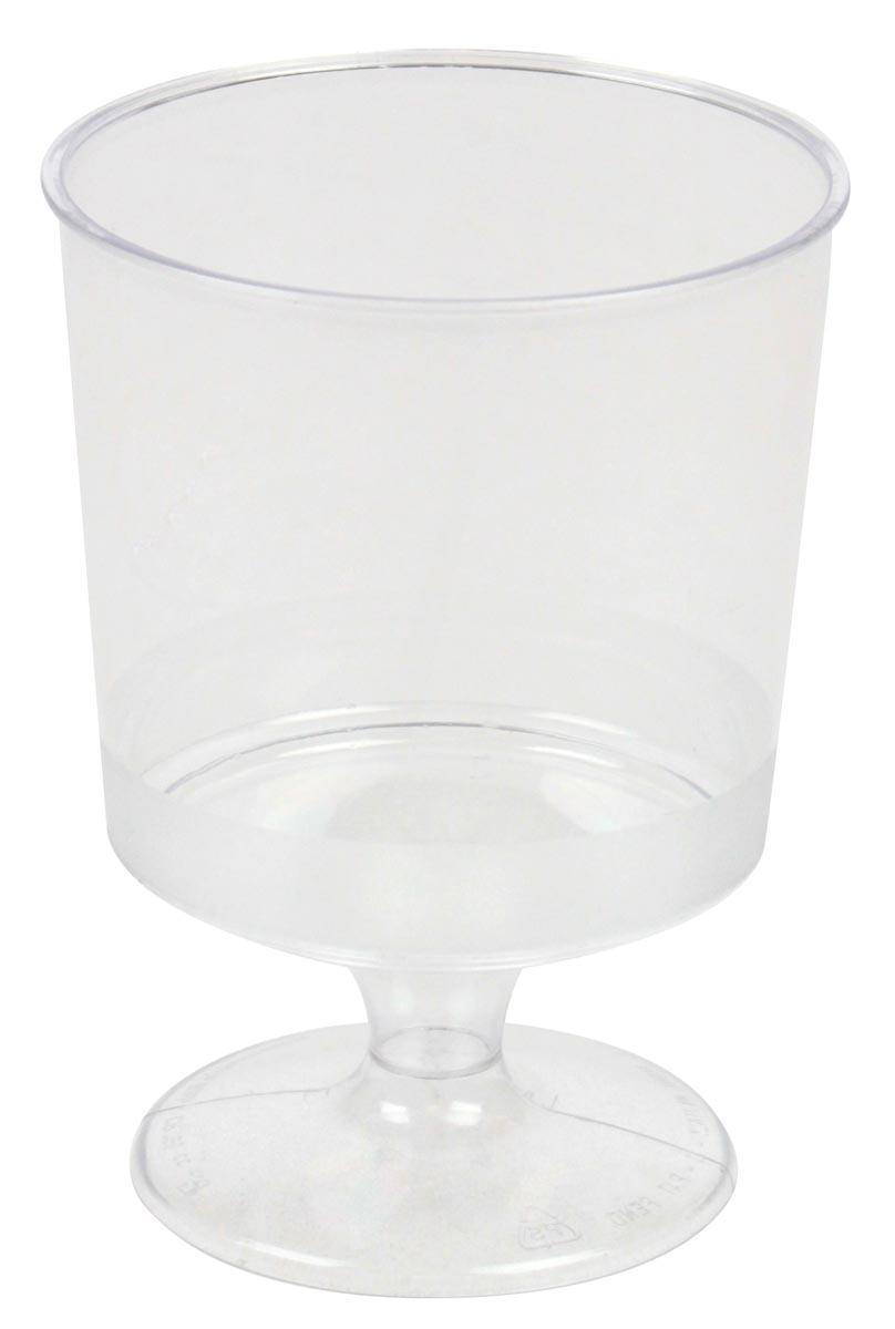 Wijnglas, 190 ml, pak van 16 stuks