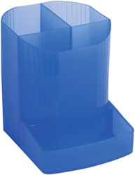 Exacompta pennenbakje mini-octo blauw