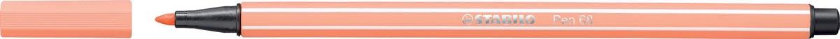 STABILO Pen 68 viltstift, vleeskleur